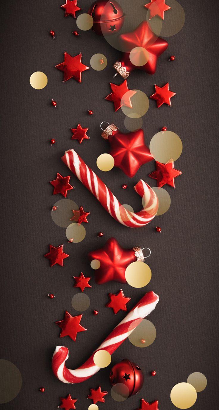 32 Striking Christmas iPhone Wallpaper Home screen n Lock 736x1377