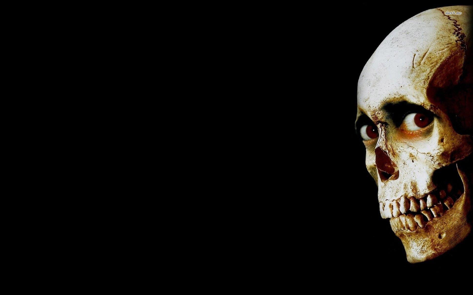 Skull wallpaper Evil Dead movies HD wallpaper Wallpaper Flare 1920x1200