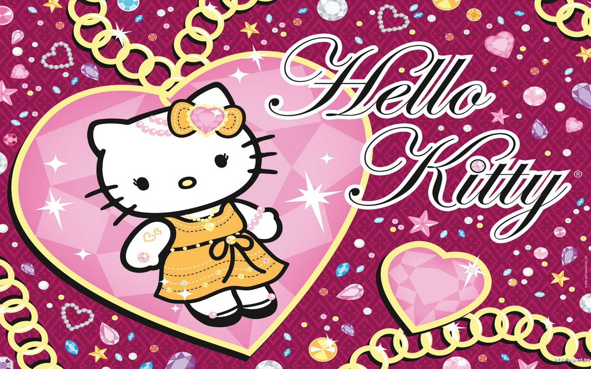 49 Cute Hello Kitty Wallpaper Desktop On Wallpapersafari