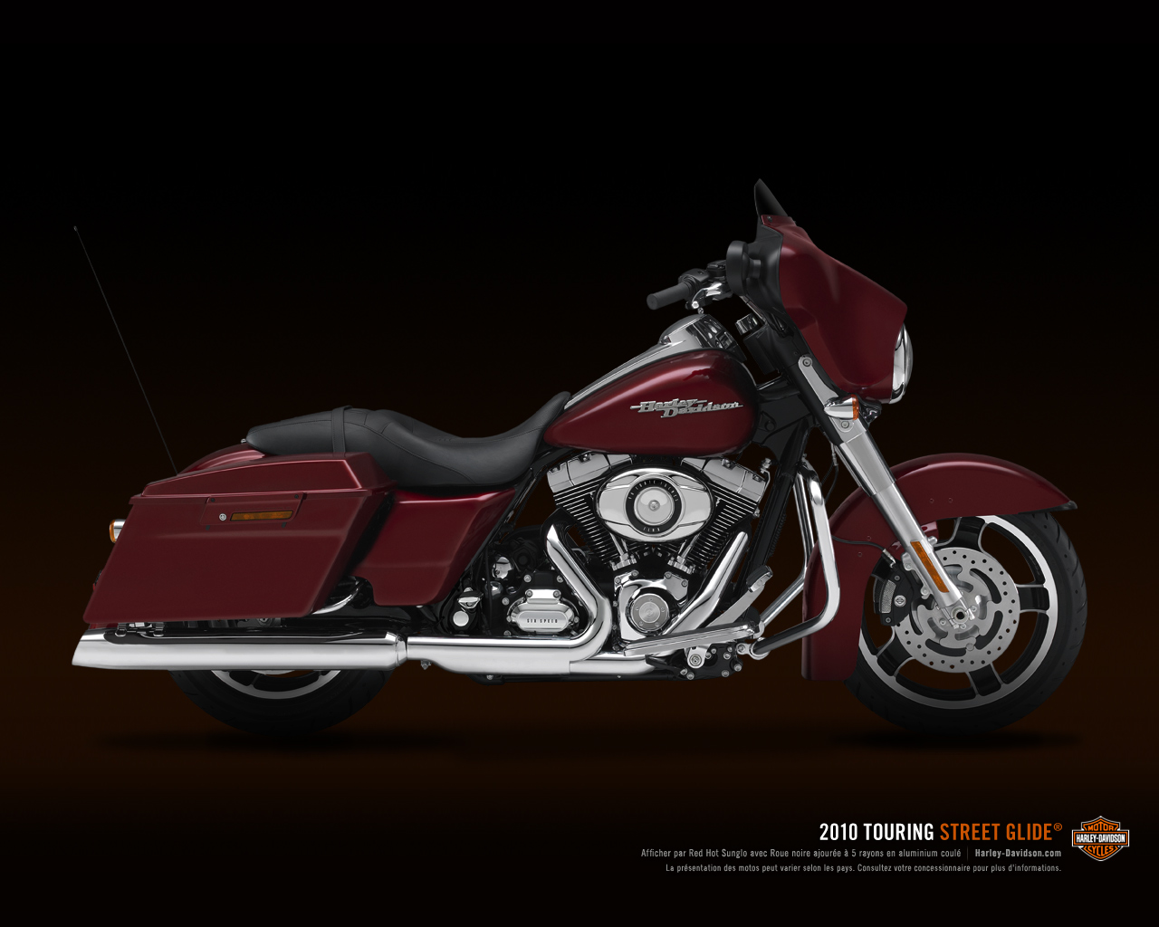 37 Street Glide Wallpapers And Screensavers On Wallpapersafari