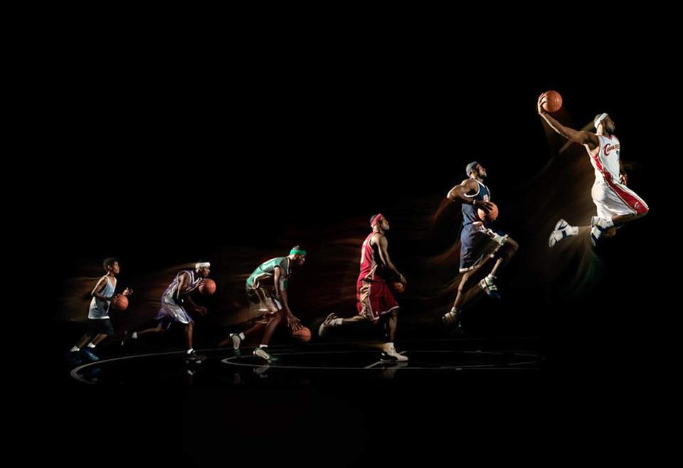 Cool Nba Players Wallpapers: [43+] Cool Basketball Player Wallpapers On WallpaperSafari