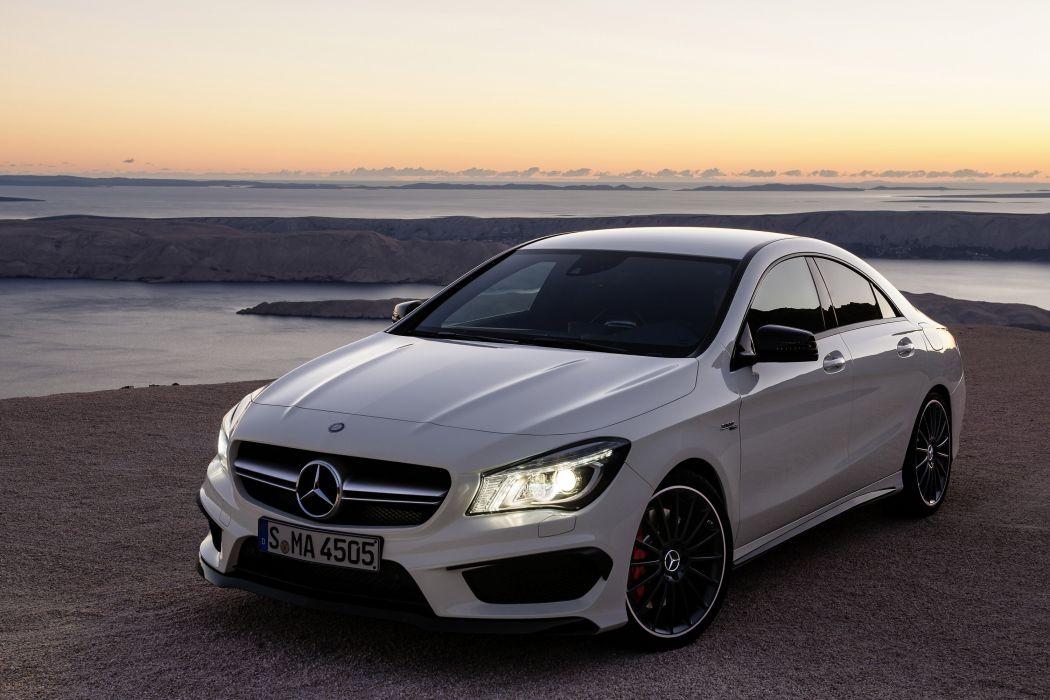 2014 Mercedes Benz CLA 45 AMG wallpaper 3000x2000 165611 1050x700