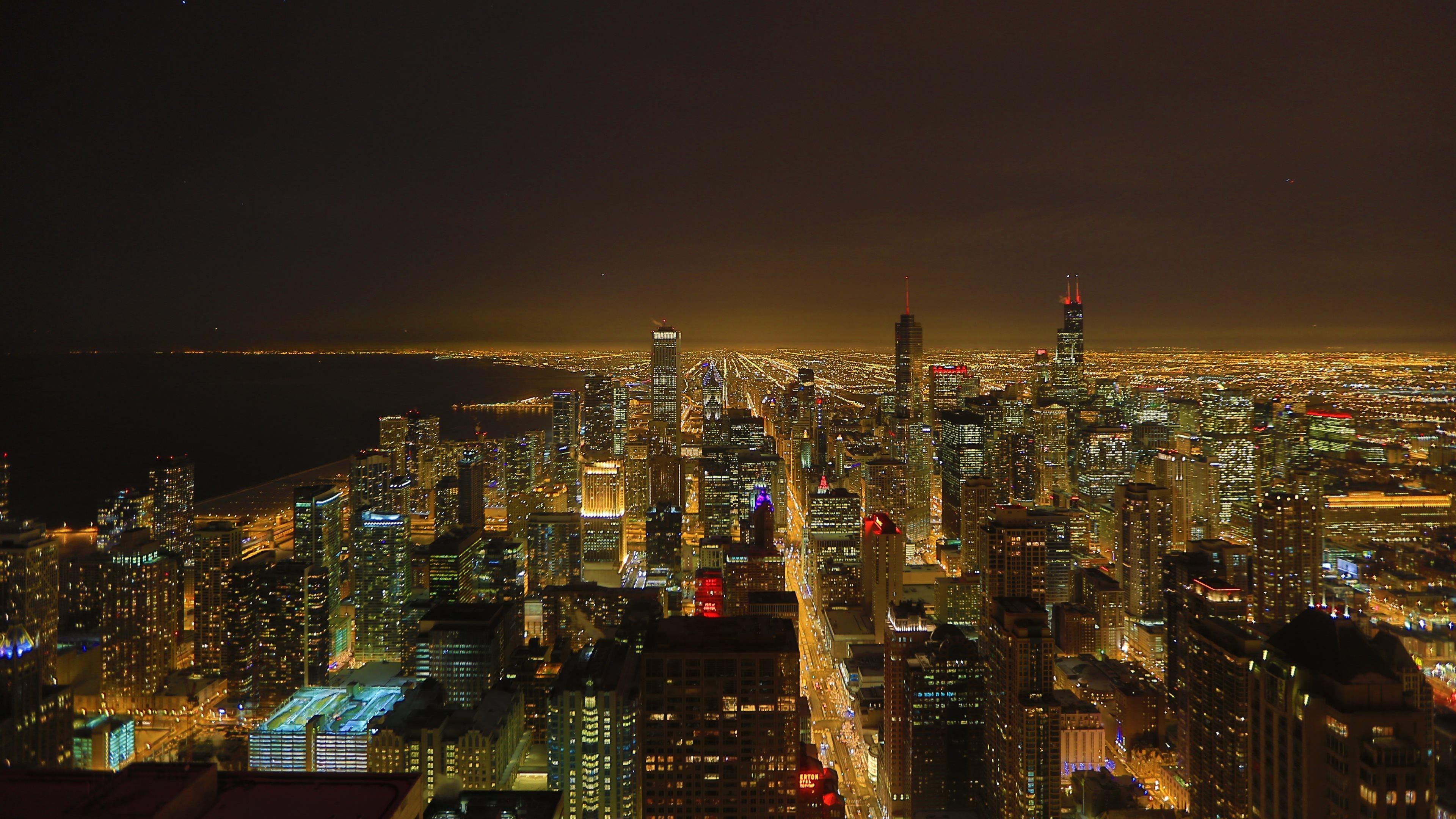 Chicago 4k wallpaper wallpapersafari - Background images 4k hd ...
