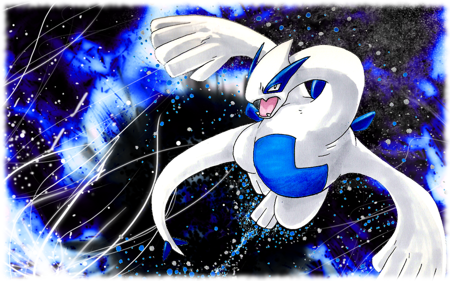 Lugia Wallpaper - WallpaperSafari