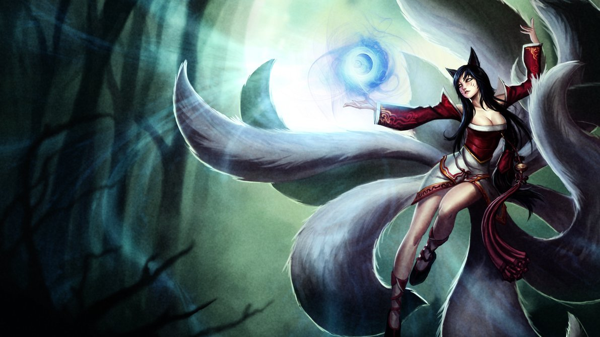 Free Download League Of Legends Ahri 1920x1080 Sl Wallpaper By Ruledragon On 1191x670 For Your Desktop Mobile Tablet Explore 37 Lol Wallpapers 1920x1080 Star Wars Wallpaper 1920x1080 Nature Wallpaper