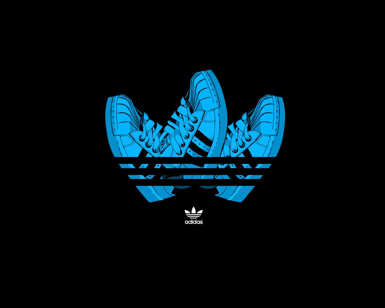Adidas Logo HD WallpapersPapel de Parede e Imagens para Pc 1280x1024