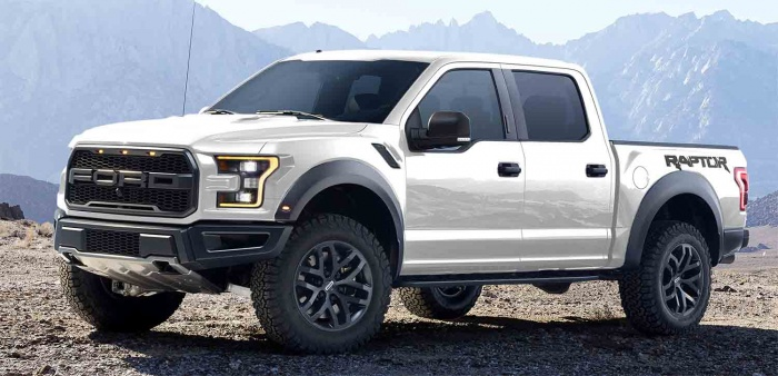 2017 Ford Raptor Supercrew   Ford F150 Forum   Community of Ford Truck 700x338