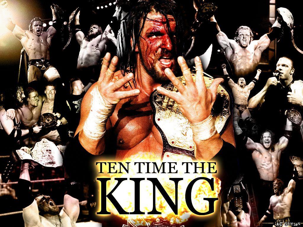 Triple H King Of Kings Wallpapers 1024x768