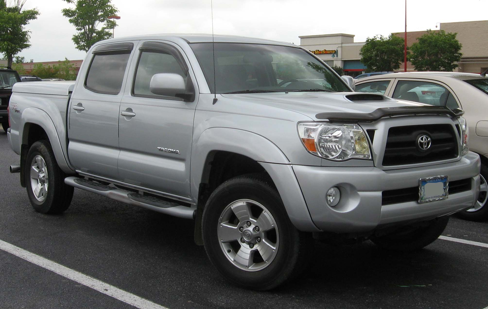 Toyota Tacoma 20937 Hd Wallpapers in Cars   Imagescicom 2008x1272