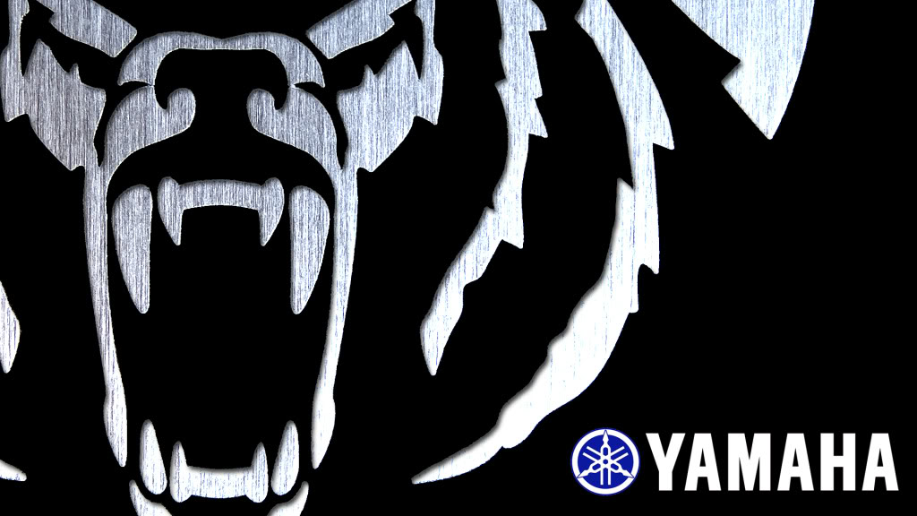 yamaha logo wallpaper wallpapersafari