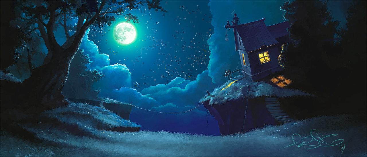Just my dream by fear sAs 1280x548