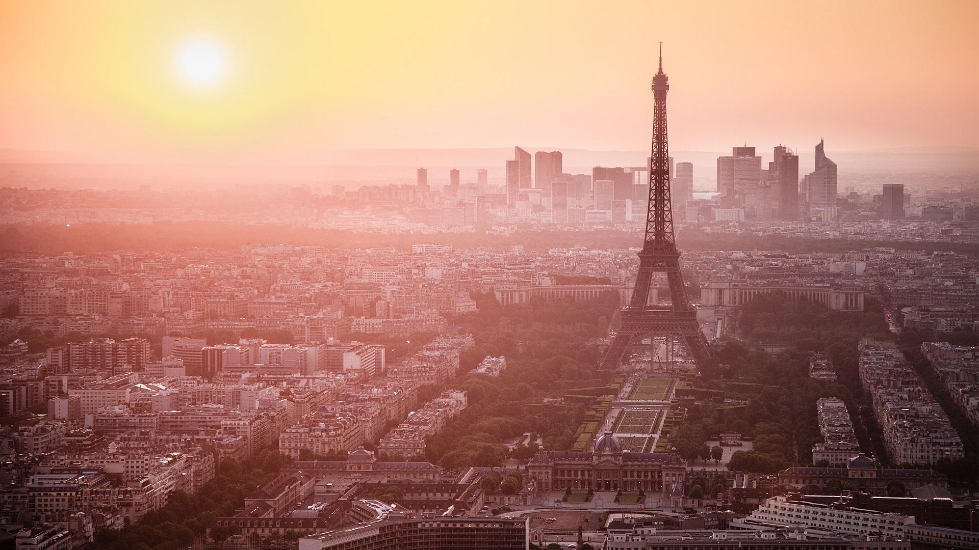 Beautiful Eiffel Tower Paris Wallpaper Full HD 7100 Wallpaper High 1920x1080