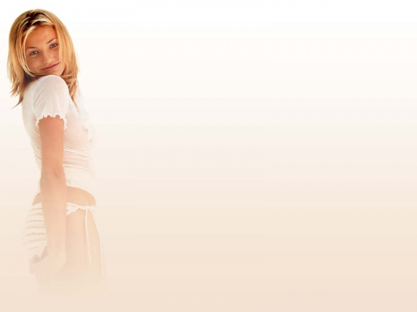 Cameron Diaz Desktop Wallpapers for Widescreen HD 600x450