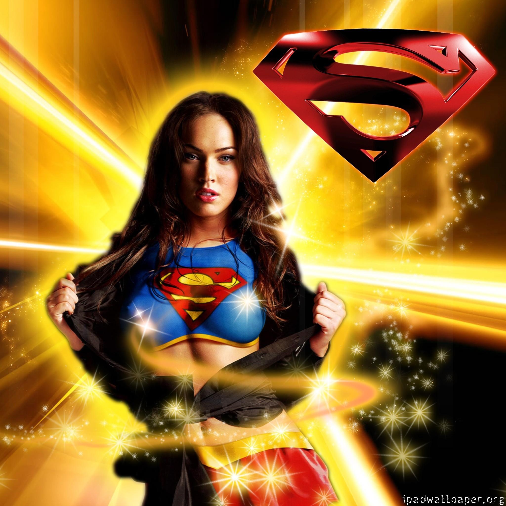 Superwoman iPad Wallpaper HD   2048x2048 pixels   922113 iPad 2048x2048