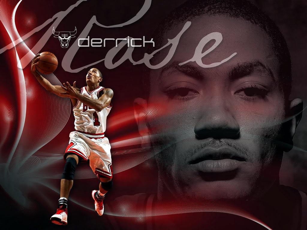 Derrick Rose The Sports Stars 1024x768