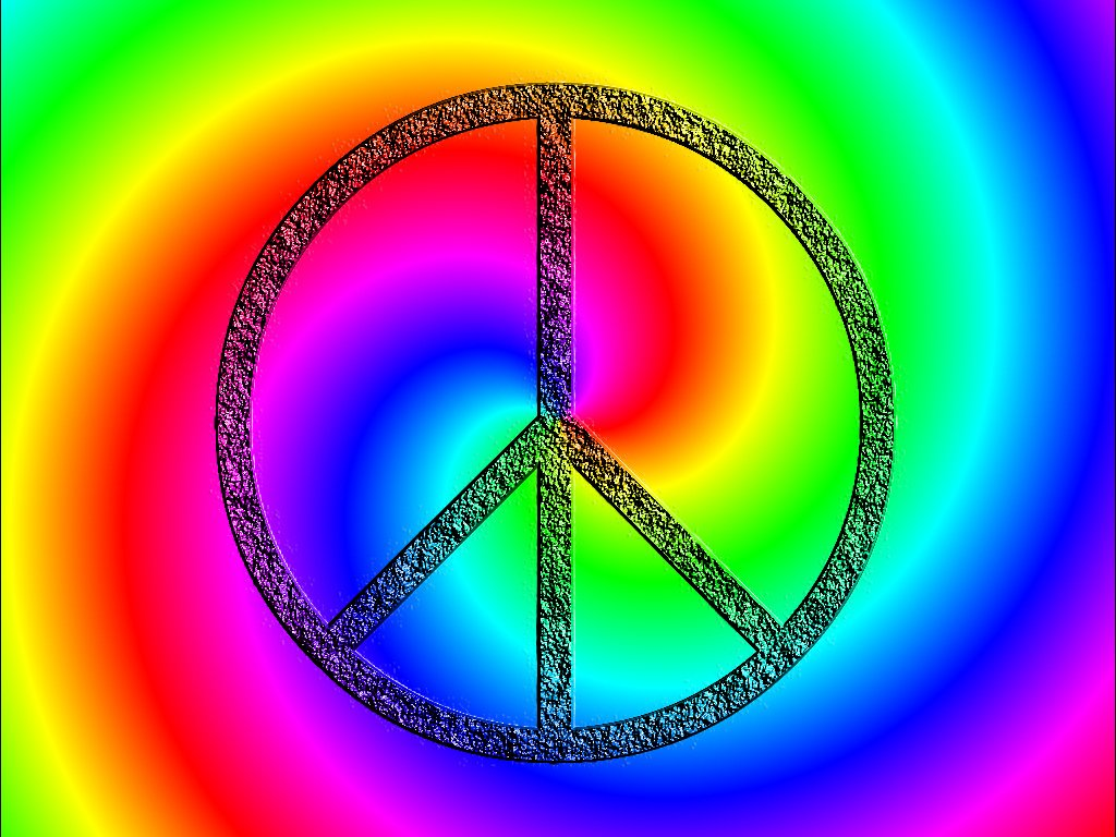 peace baby   Peace Signs Wallpaper 12445475 1024x768