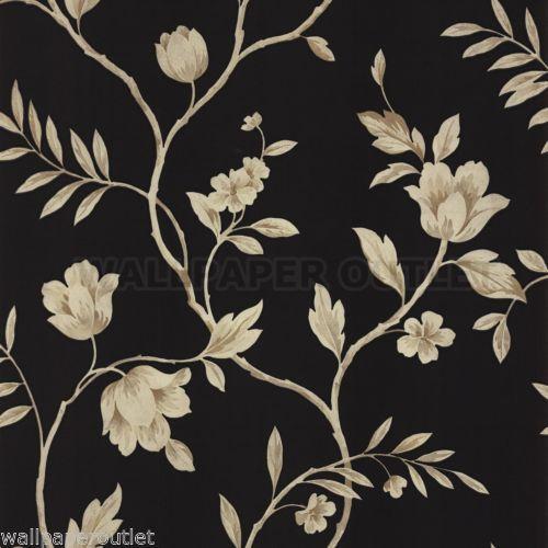 Clearance discount cheap wallpaper arthouse abbey black wallpaper 61 500x500