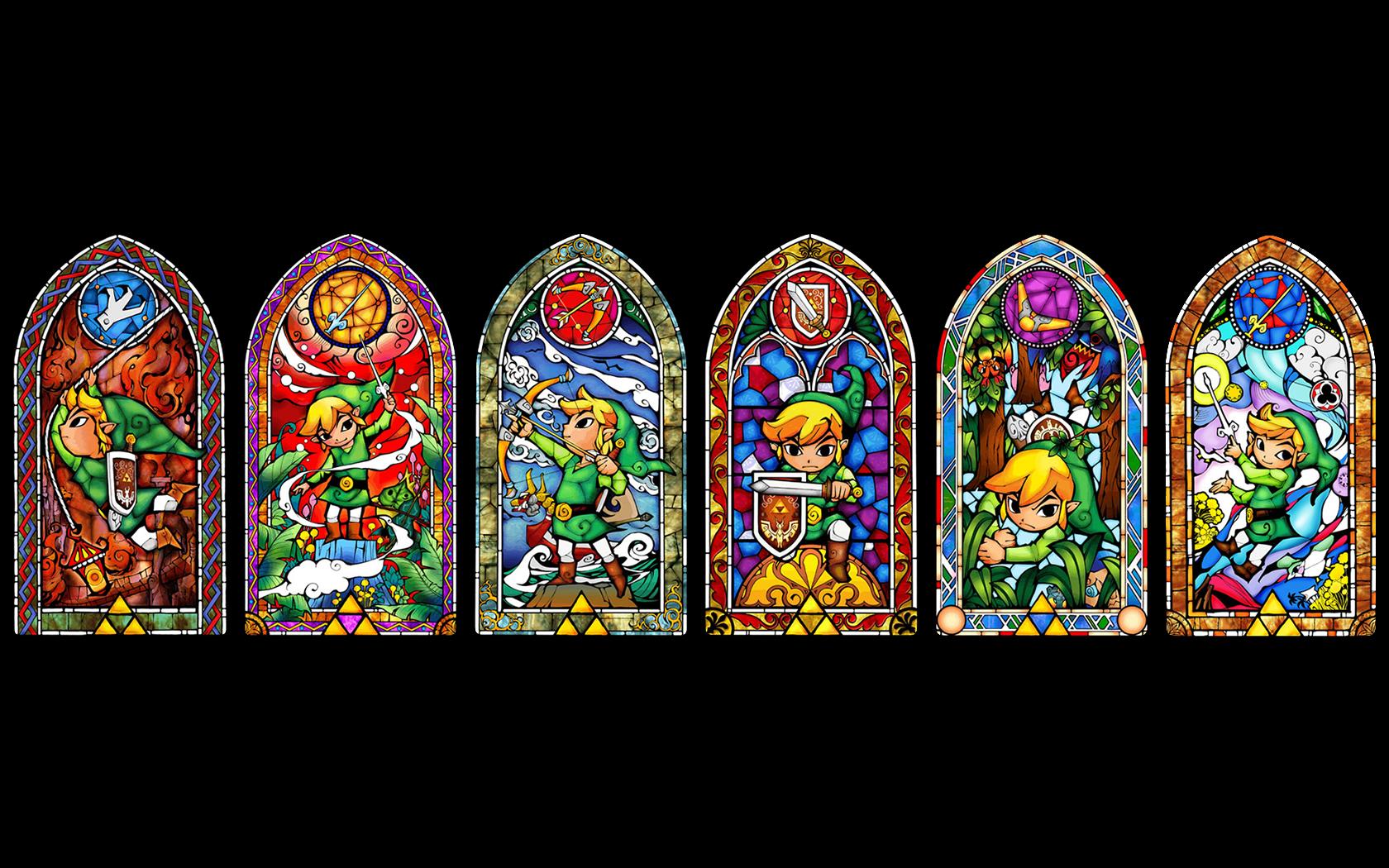 HD wallpaper Nintendo Zelda The Legend Of Zelda Hd Wallpapers by 1680x1050