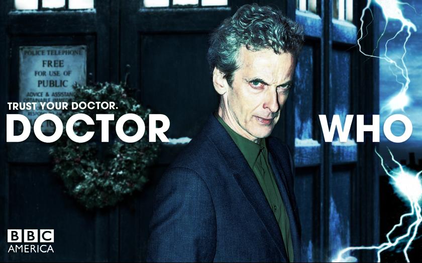 Doctor Who Peter Capaldi Wallpaper