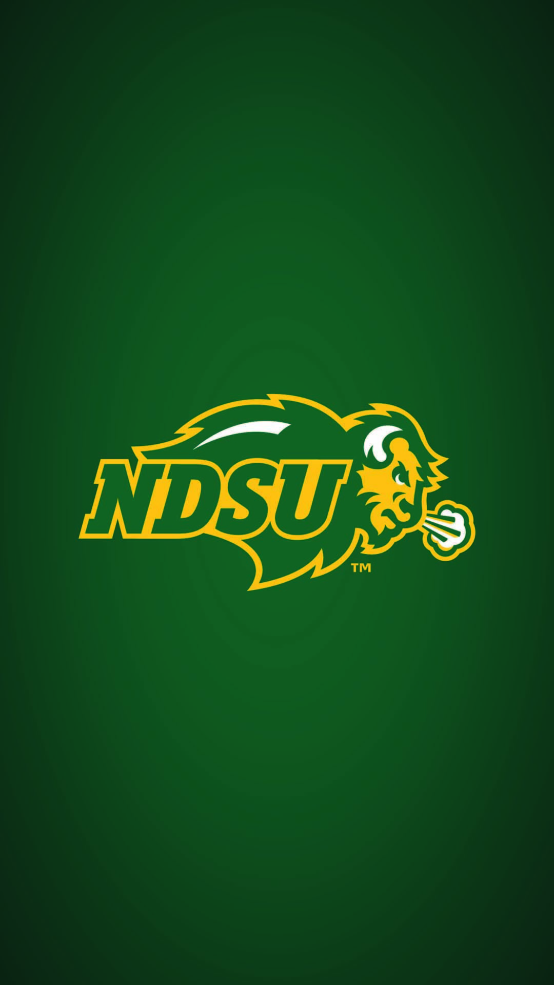 North Dakota State Bison Mobile Wallpaper 4045 1080x1920