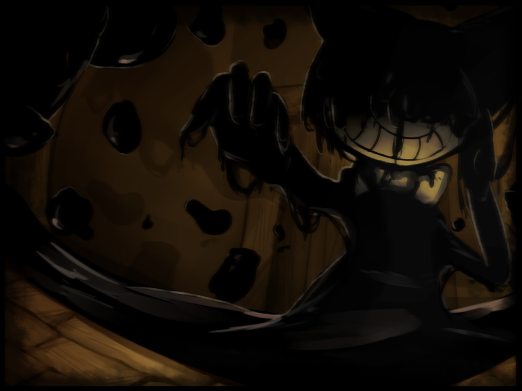 98 Bendy And The Ink Machine Wallpapers On Wallpapersafari