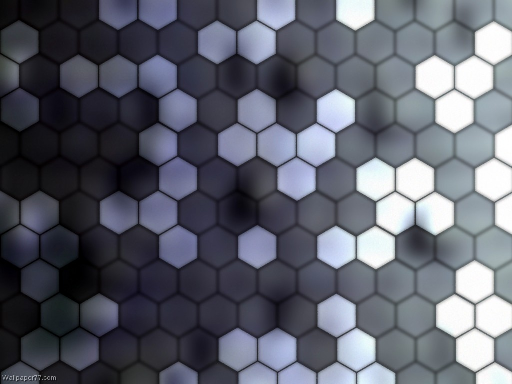 Pattern Gray Hexagons background patterns pattern wallpapers 1024x768 1024x768