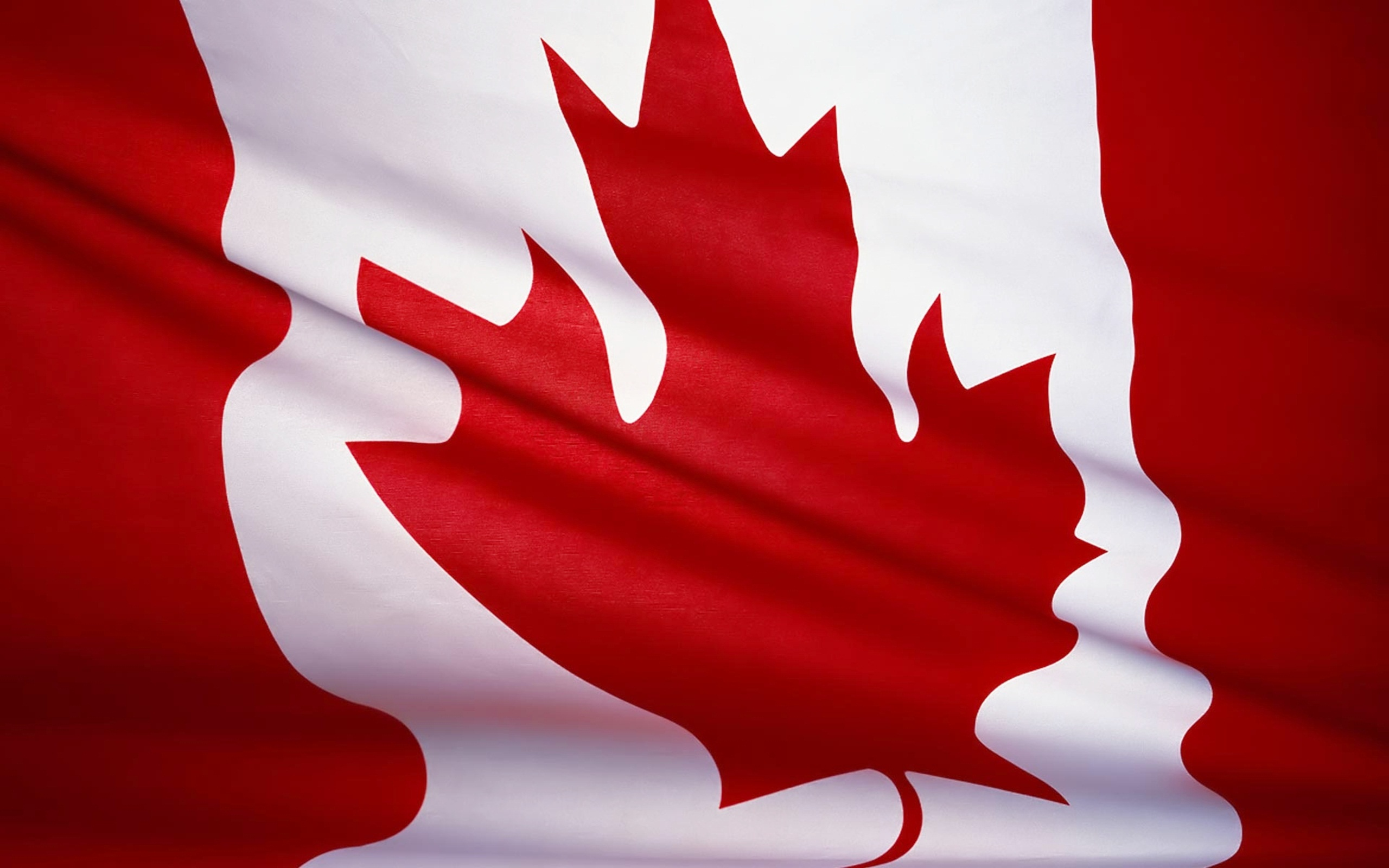 Canada National Flag Wallpapers HD Wallpapers 2560x1600