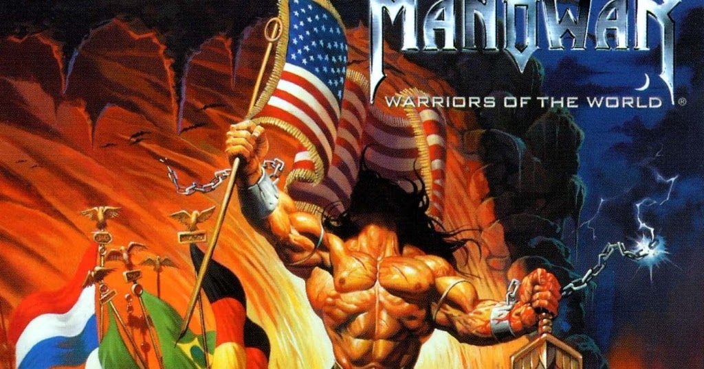 Riddle Of SteeL   MetaL Music Manowar   Warriors Of The World 1024x538