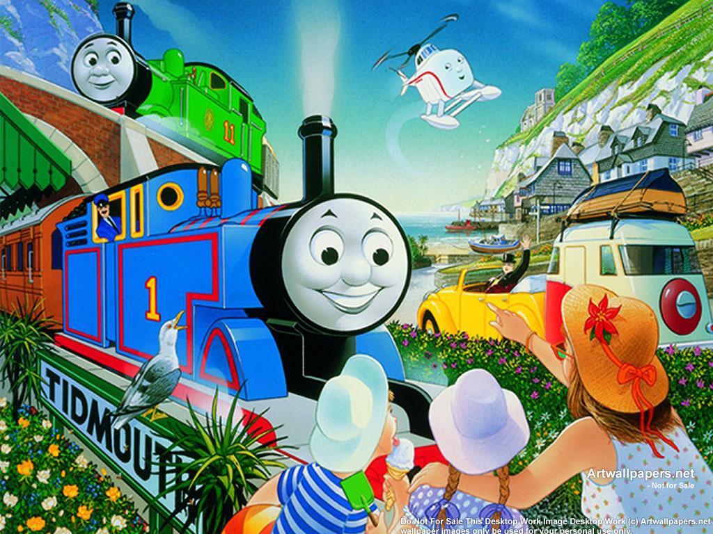 Thomas And Friends Wallpaper 1024 X 768 75864 HD Wallpaper 1024x768
