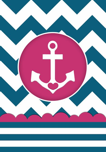 Anchor wallpaper Backgrounds Pinterest 445x640