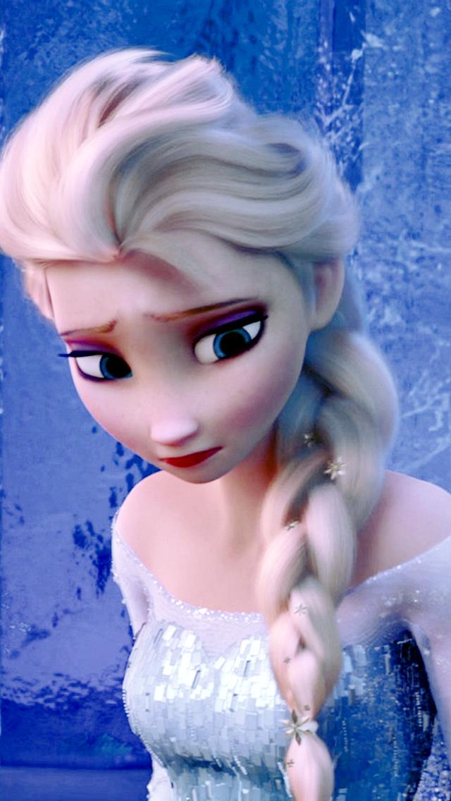 Frozen   Elsa phone wallpaper   Frozen Photo 39033826 640x1136