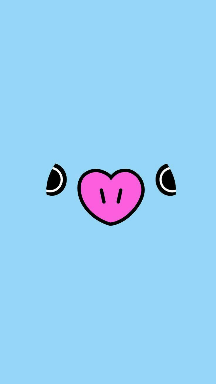 BT21 MANG Wallpapers BTS Pinterest BTS 736x1309