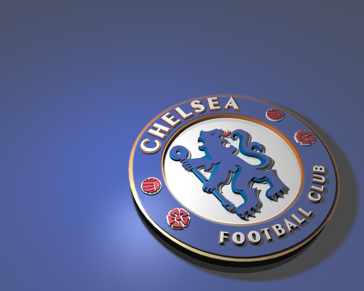 Chelsea FC Logo Hd Wallpapers 1280x1024