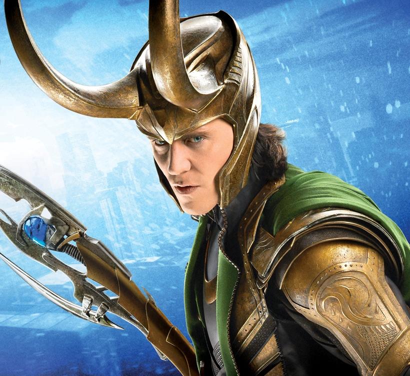 Avengers Wallpapers HD The Avengers Villain Loki HD Wallpapers 820x752
