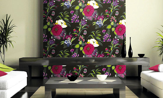 Paste the wall wallpaper BQ UK 552x333