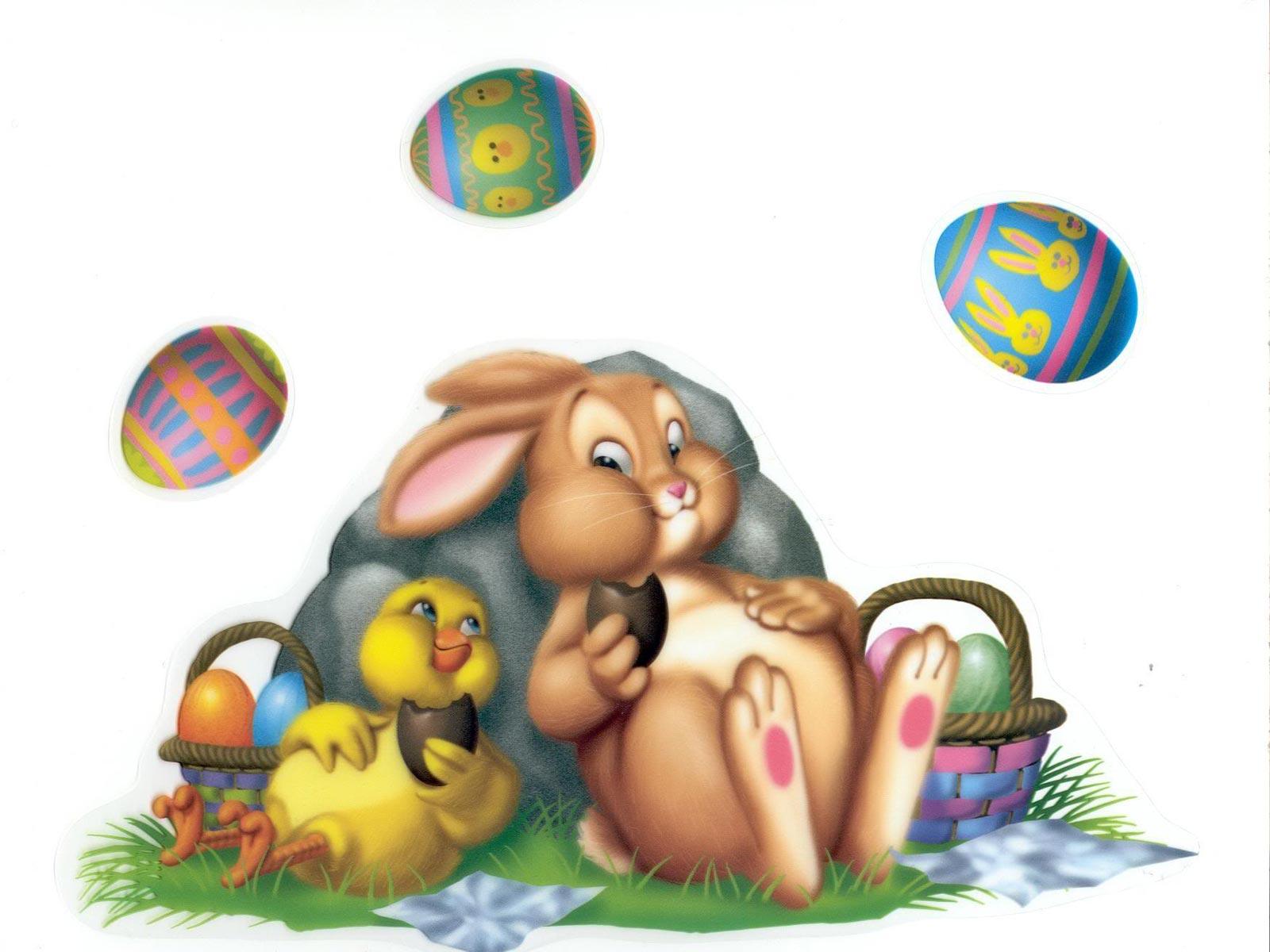 Beautiful Wallpapers For Desktop Happy Easter wallpapers 1600x1200