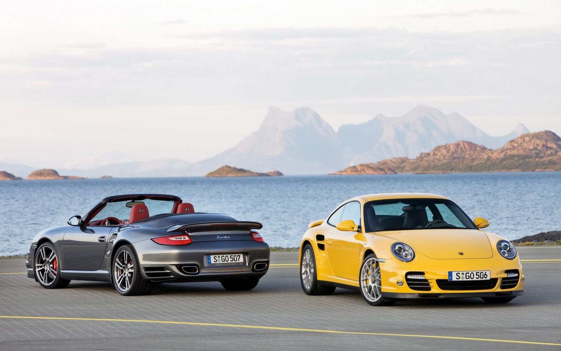 porsche wallpaper widescreen wallpapers desktop cars turbo - Porsche Wallpapers For Desktop
