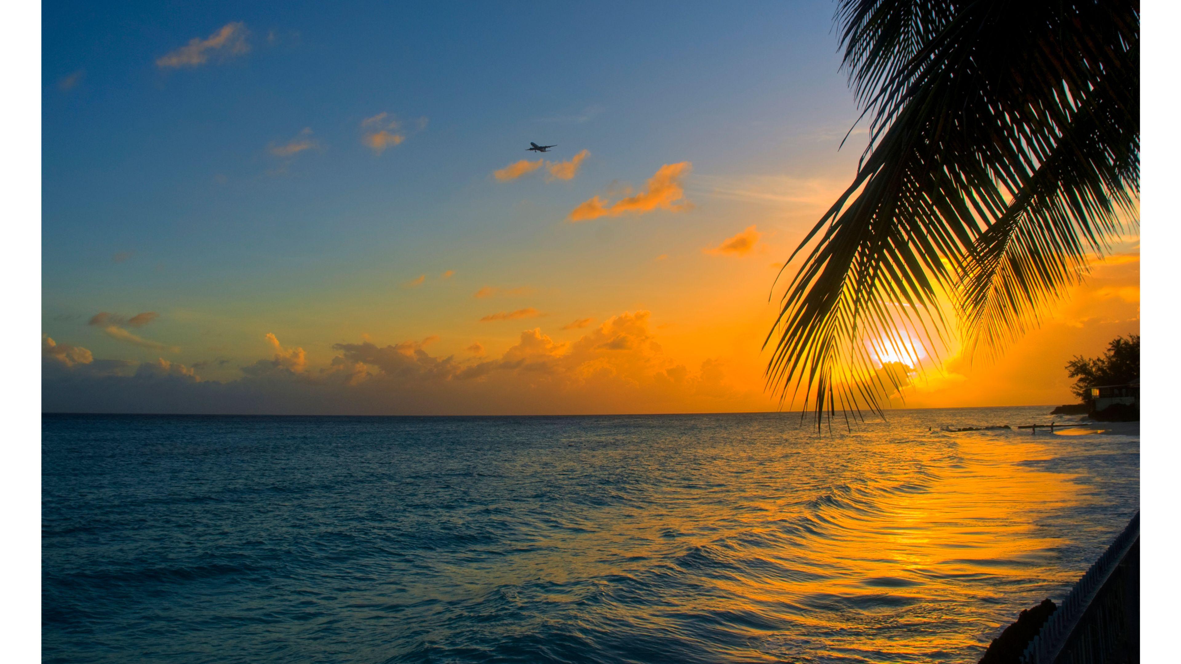 50 Best Beautiful Barbados Images On Pinterest: 4K Sunset Wallpaper