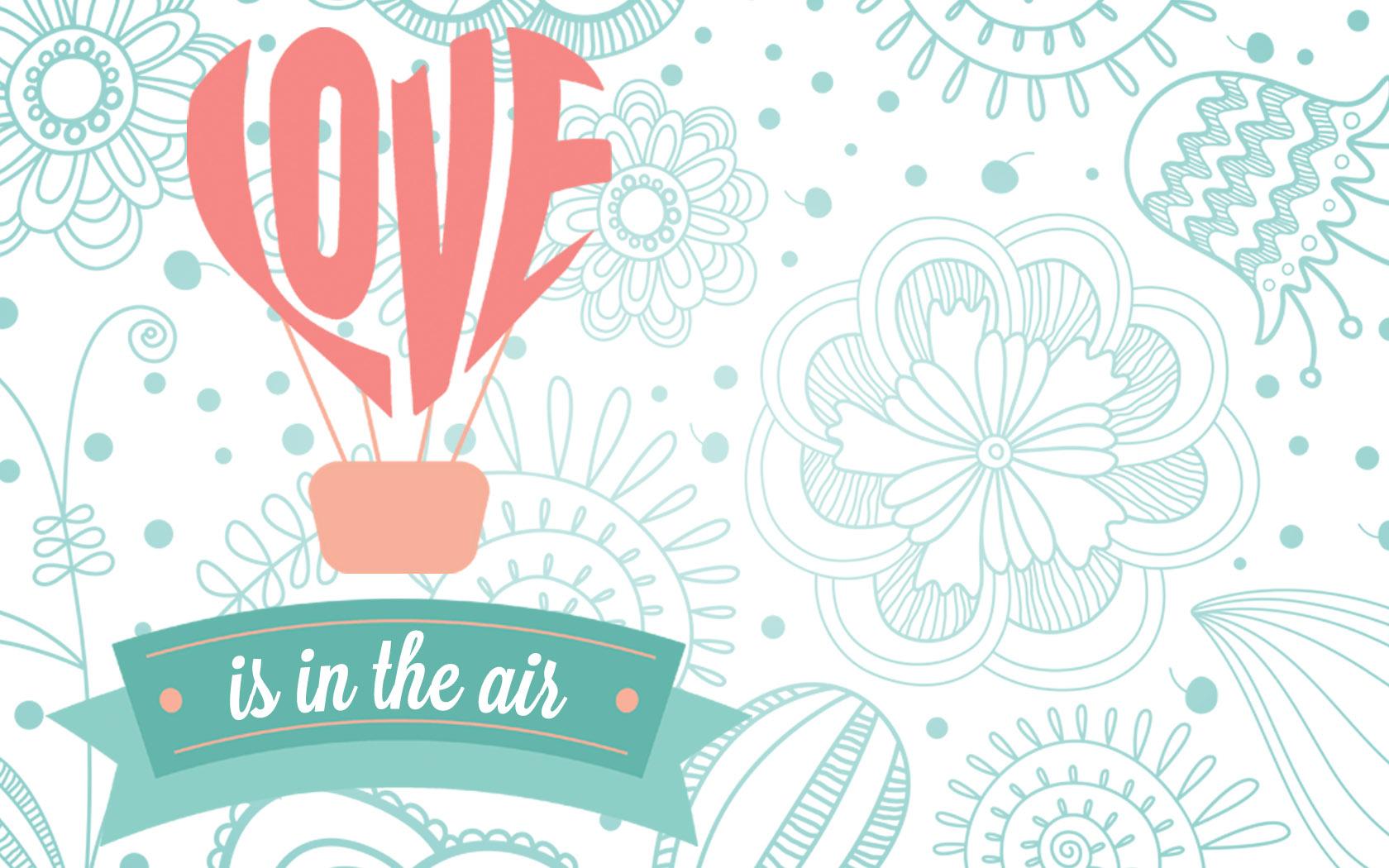 February Wallpaper for Desktop 1680x1050