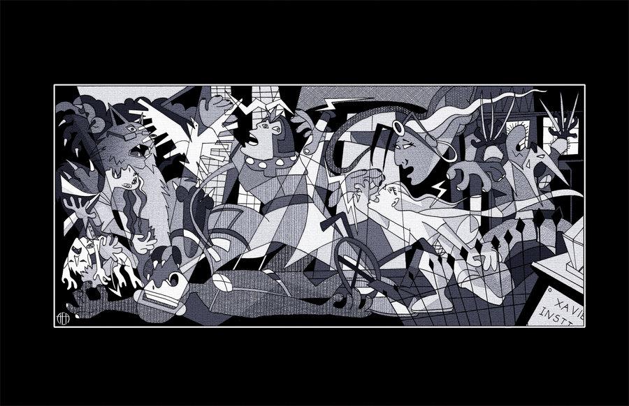 1024x768 px image id 254864097456 guernica wallpaper guernica wallpap 900x582