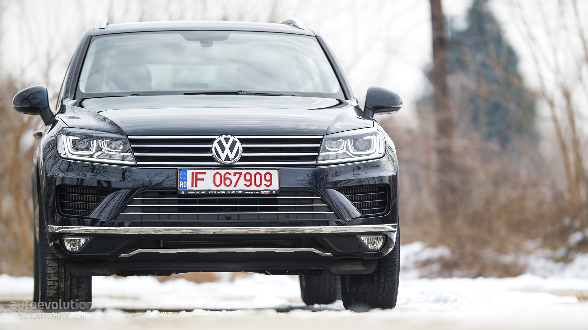 Volkswagen Touareg Wallpapers and Background Images   stmednet 1920x1080