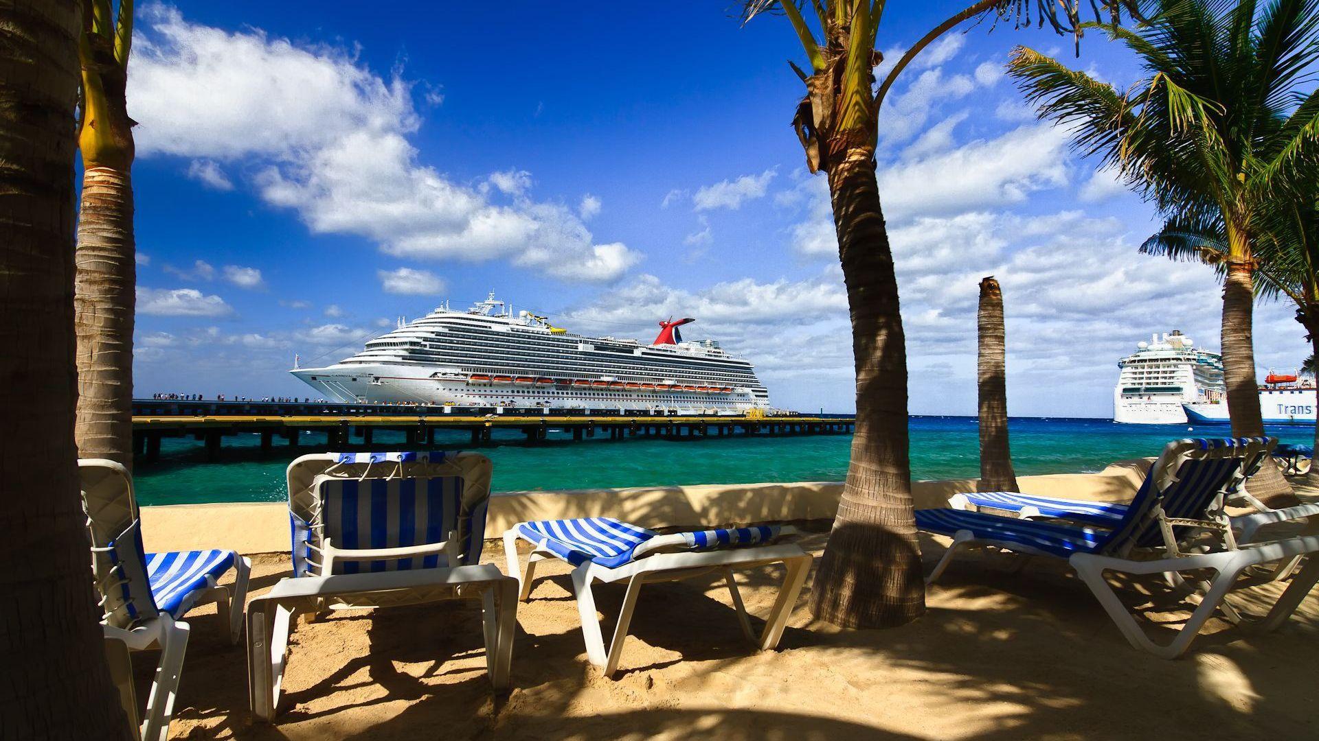 Cruise Ships   1920x1080   169 1920x1080