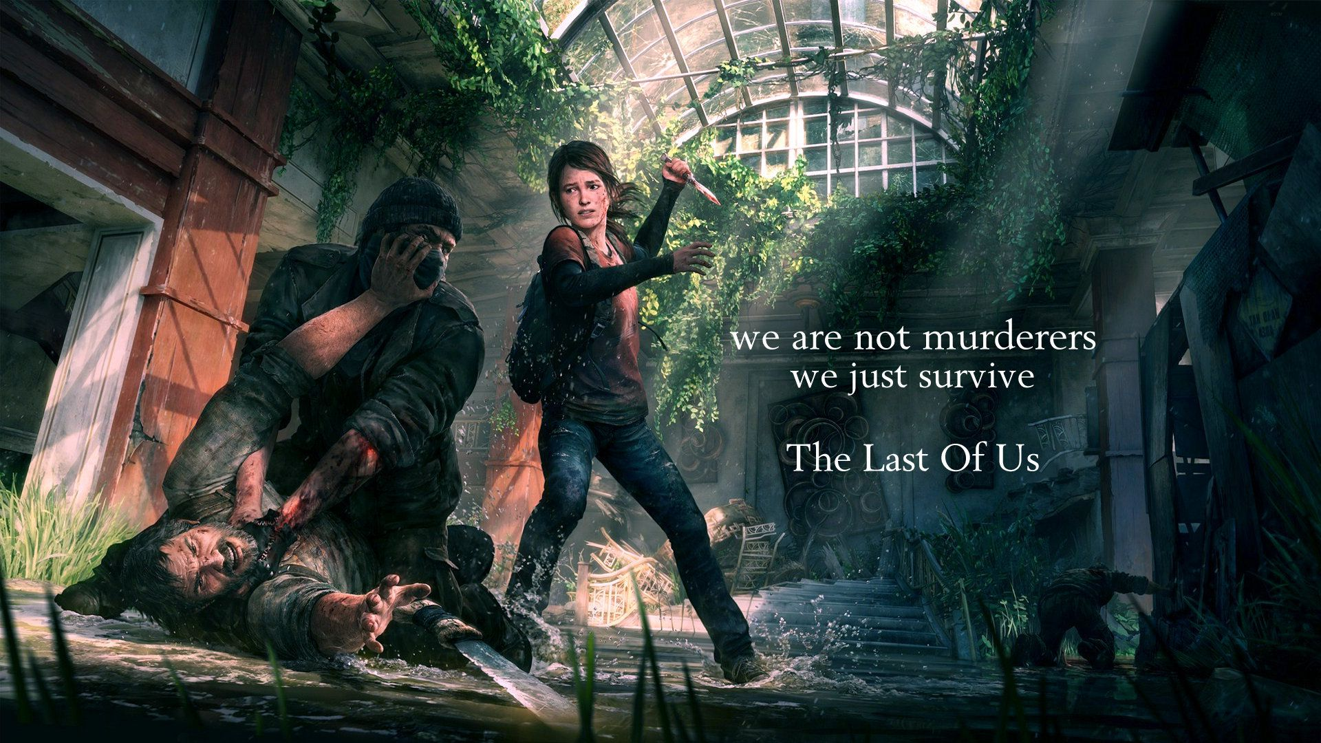 The Last Of Us Wallpaper HD Ideas for the House Last of us 1920x1080