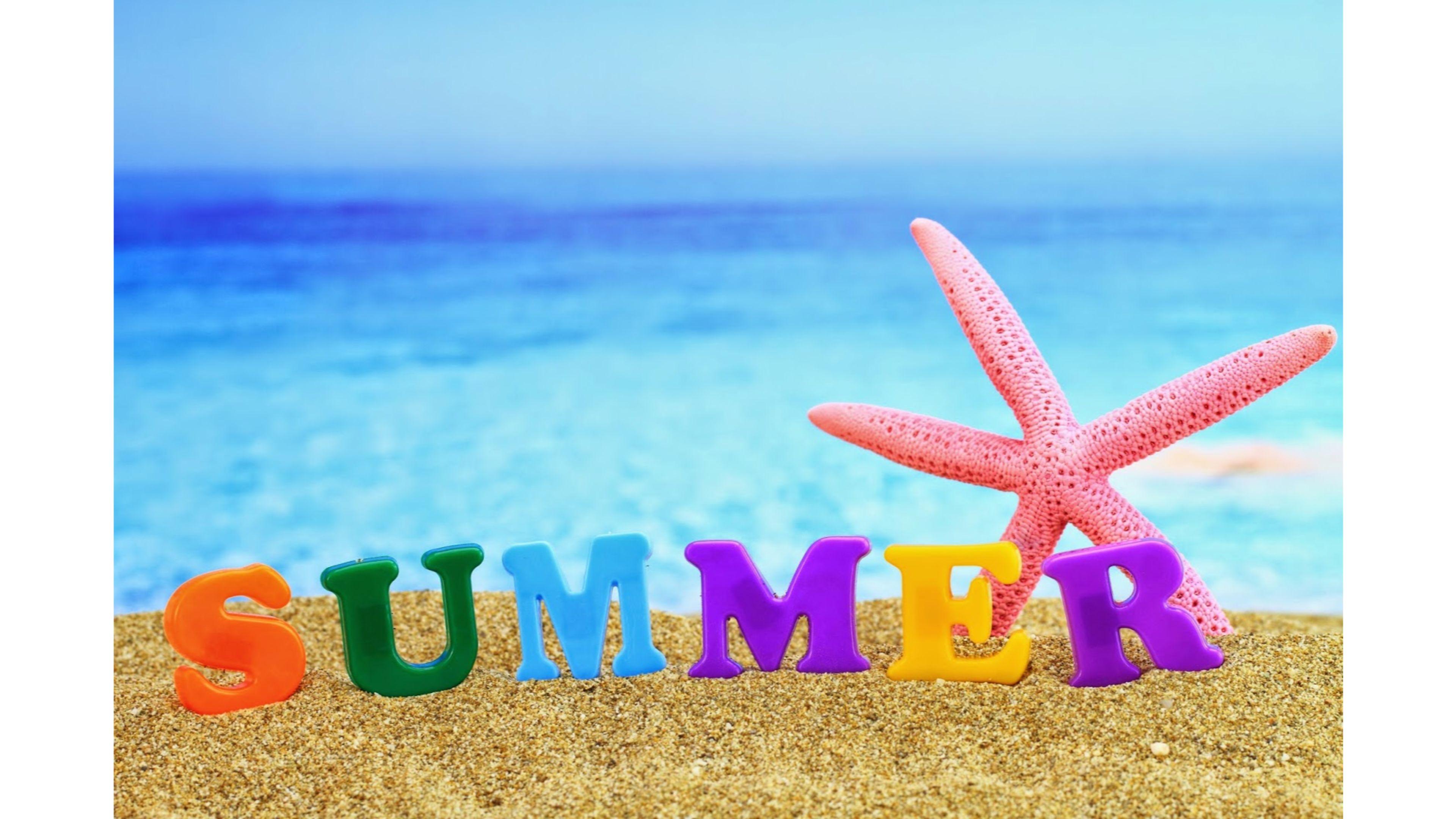 Creative Summer 4K Wallpaper 4K Wallpaper 3840x2160