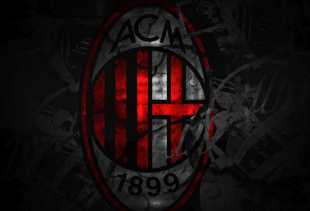 AC Milan Football Club Wallpaper Football Wallpaper HD 1064x724