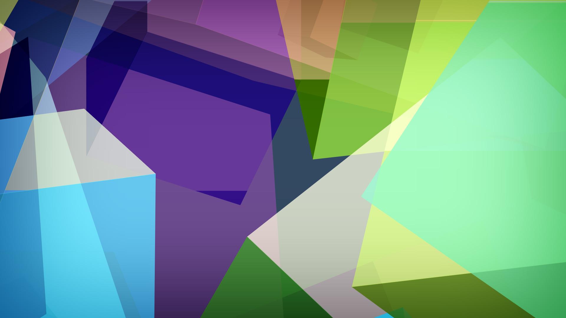 Abstract Cube Wallpaper Victoria Nece 1920x1080