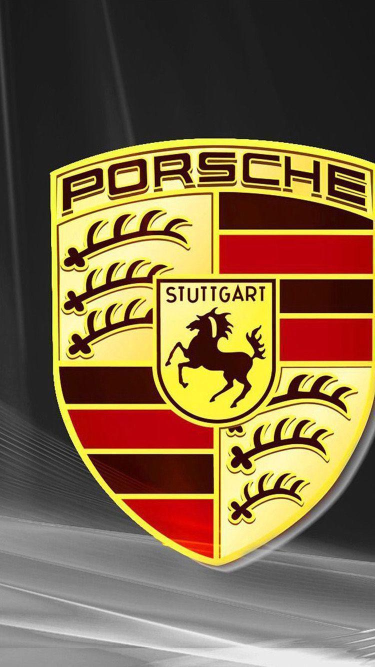Porsche Logo Wallpapers 750x1334