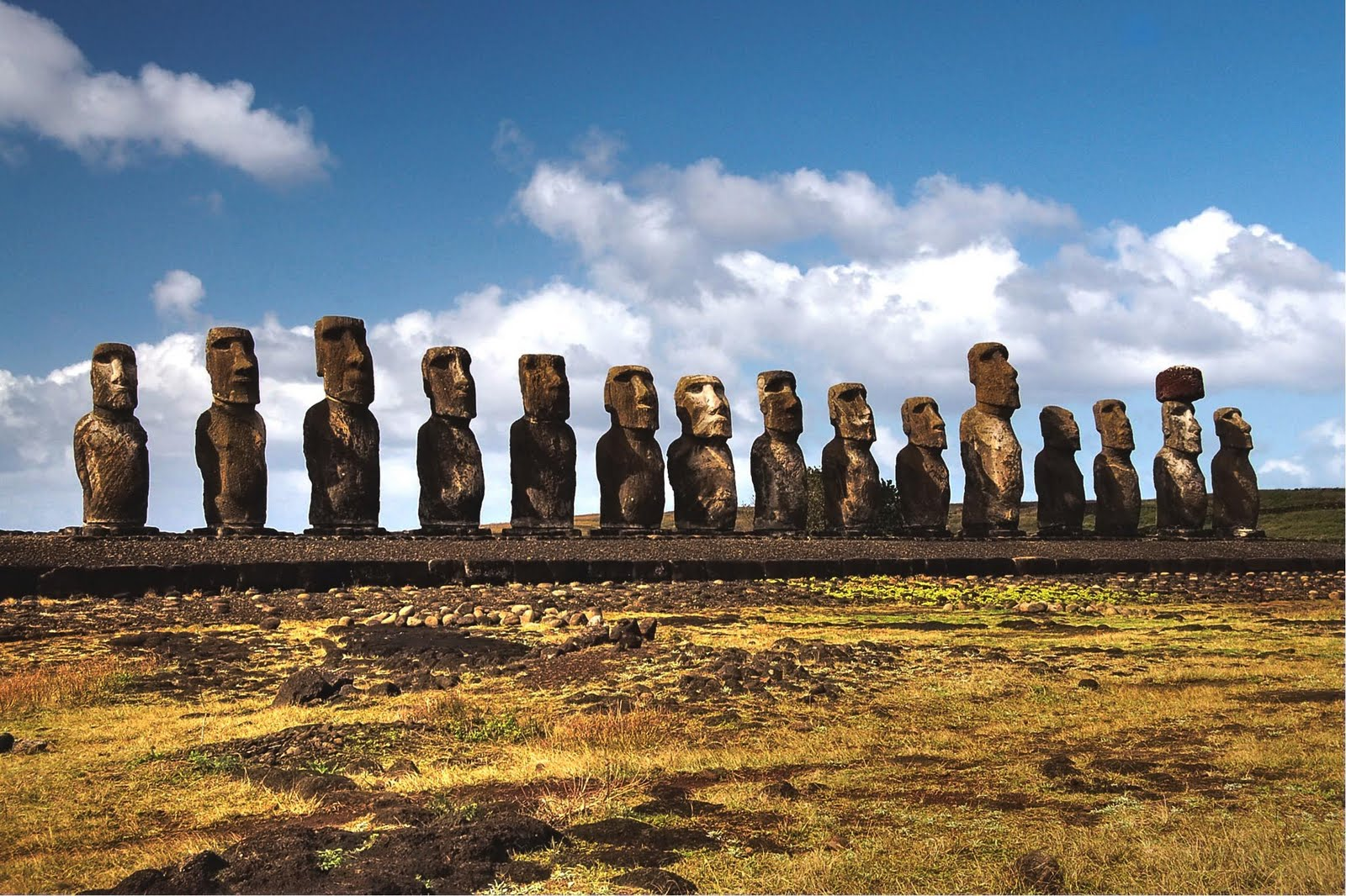Easter Island Desktop Wallpapers 1600x1066