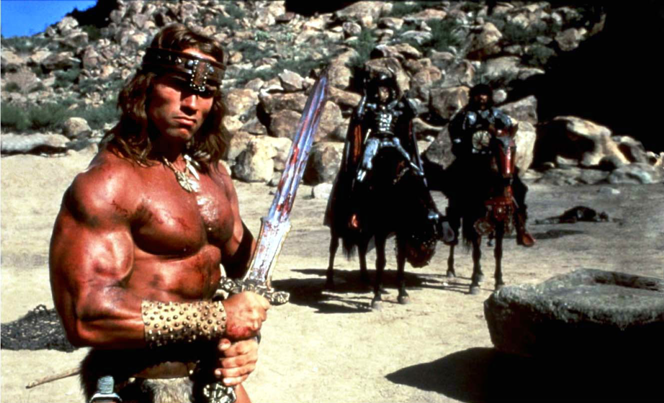 Conan the Barbarian Movie Wallpapers WallpapersIn4knet 1329x807