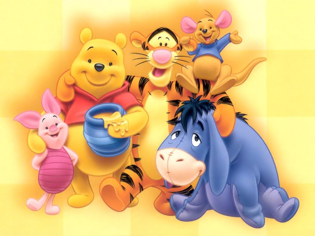 49 Baby Winnie The Pooh Wallpaper On Wallpapersafari